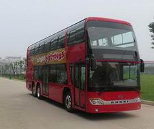 12米|40-63座安凯纯电动双层城市客车(HFF6120GS03EV)