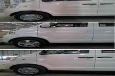 五洲龙牌FDG5020XDWEV1型纯电动流动服务车图片2