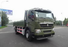 豪沃牌ZZ1167N461MD1型載貨汽車