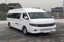 6.1米卡威JNQ6606BEV4纯电动轻型客车