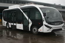8米青年JNP6803BEV纯电动城市客车