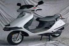 古思特牌GST125T-20A型两轮摩托车图片