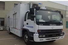 飞燕牌SDL5160XCS型厕所车图片