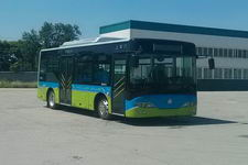 8.5米黄河JK6856GBEV2纯电动城市客车
