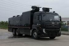 中警牌ZYG5250GFB2型防暴水罐车图片