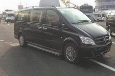 程力威牌CLW5031XSW5型商务车