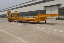 鲁驰16米25.2吨4轴低平板半挂车(LC9409TDP)