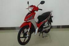 豪进牌HJ110-11型两轮摩托车图片