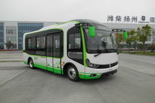 6.8米|9-22座亚星纯电动城市客车(JS6680GHBEV2)