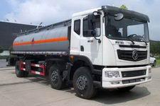 大力牌DLQ5250GRYE4型易燃液体罐式运输车图片