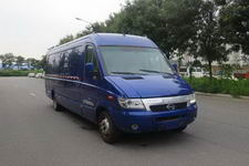 长江牌FDC5080XXYABEV02型纯电动厢式运输车