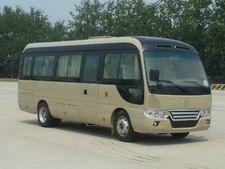 7米青年JNP6700BEV纯电动城市客车