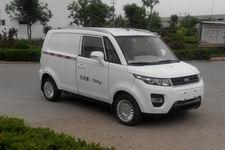 御捷马牌YGM5021XXYBEV18型纯电动厢式运输车