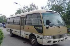 大马牌HKL6700BEV2型纯电动客车图片2