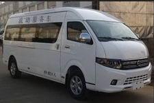 东宇NJL5042XDWBEV型纯电动流动服务车