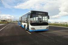 10.5米|12-32座黑龙江混合动力城市客车(HLJ6105CHEV)