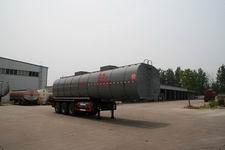 醒狮牌SLS9400GSY型铝合金食用油运输半挂车图片