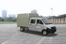 四川现代国四微型厢式运输车82马力5吨以下(CNJ5021XXYSSA30M)