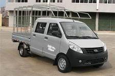 四川现代国四微型仓栅式运输车82马力5吨以下(CNJ5021CCYSSA30M)