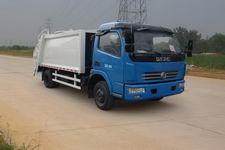 江特牌JDF5080ZYS4型压缩式垃圾车