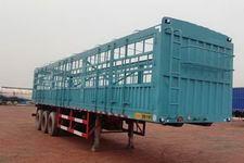 正康宏泰牌HHT9404CCY型铝合金仓栅式运输半挂车图片