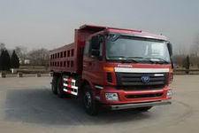 欧曼牌BJ3253DLPKH-XA型自卸车图片