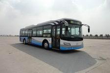 黑龙江牌HLJ6122PHEV型混合动力城市客车