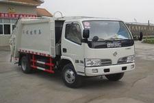 江特牌JDF5071ZYSDFA4型压缩式垃圾车