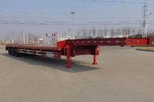兆鑫16米30.5吨6轴低平板半挂车(CHQ9408TDP)