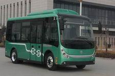 6.7米中通纯电动城市客车