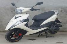 天鹰牌TY50QT-2型两轮轻便摩托车图片