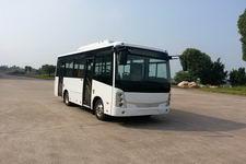 6.7米|11-17座白云纯电动城市客车(BY6670EVG)