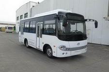 6.6米安凯HFF6660GEVB1纯电动城市客车