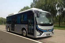 8.1米|23-29座金马纯电动城市客车(TJK6810BEV)