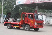 程力威牌CLW5041TPBZ4型平板运输车