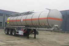 永强牌YQ9400GDGY2型毒性和感染性物品罐式运输半挂车图片