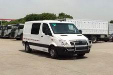 华东CSZ5049XYCABEV型纯电动运钞车