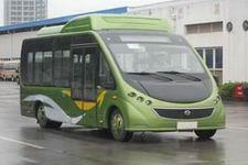 6.8米恒通客车CKZ6680HBEVG纯电动城市客车