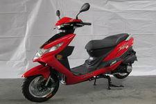 华鹰牌HY125T-2型两轮摩托车图片