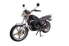 浩爵牌HJ125-8A型两轮摩托车图片