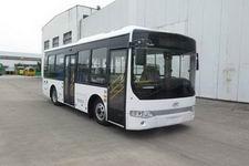 8米安凯HFF6800GEVB1纯电动城市客车