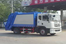12方东风D9压缩式垃圾车价格