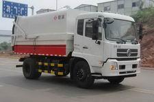 恒润牌HHR5160ZDJ5DF型压缩式对接垃圾车