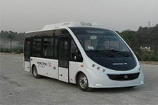 6.8米恒通客车CKZ6680HBEVB纯电动城市客车