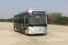 6.2米申龙SLK6620UBEV纯电动城市客车