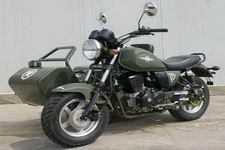 银钢牌YG150B-23型边三轮摩托车图片