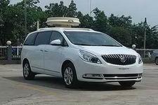铜江牌TJX5020XJE型无线电监测车