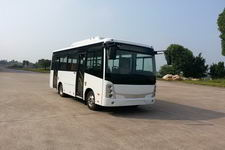 6.7米|11-17座白云纯电动城市客车(BY6670EVG-1)