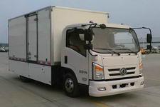 宝山牌SBH5070XXYHBEV型纯电动厢式运输车