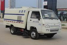 江特牌JDF5040TSLBJ型扫路车